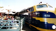 Heritage Train Rides at Tastes of the Gouburn by Seymour Railway Heritage Centre