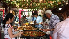 Brandy Creek Wine Paella Feast