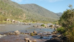 Explore the Snowy River National Park with a local guide