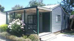 BIG4 Ballarat Goldfields cabin accommodation