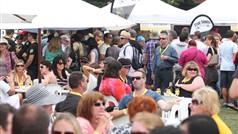 Crowds at the Ballarat Beer Festival