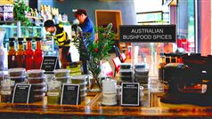 Native Spice Classes at Saltbush Kitchen