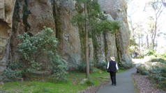 Hanging Rock Formations