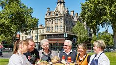 Food Fossicking Tour Bendigo