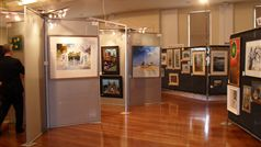 35th Annual Hamilton Rotary Art Show - 2015