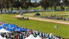 Pyrenees Advocate Avoca ANZAC Day Races