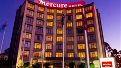 Exterior of Mercure Geelong