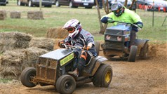 Mower Racing