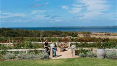 Kiltynane Wines - View over Swan Bay