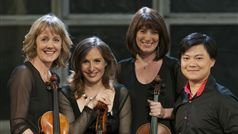 The Flinders Quartet play Ravel at Delatite Winery