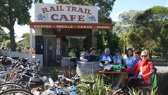High Country Bike Adventures Rail Trail Cafe