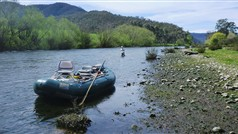Mitta Mitta Fly Fishing Raft Tour
