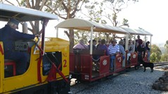 Kerrisdale Mountain Railway -Christmas/New Year Family Fun Time
