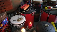 Drumming Meditation and Mindfulness