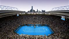 Australian Open Guided Tour