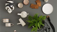 Flatlay of handmade objects stocked at Craft