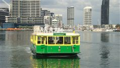 Melbourne Tramboat cruises