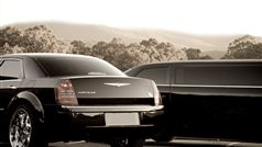 Luxury Sedan or Stretch Limo