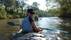 Yarra River kayak hire