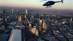 Melbourne City Flight - The Helicopter Group