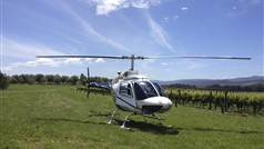 Winery Tours - The Helicopter Group
