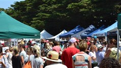 Point Nepean Portsea Market