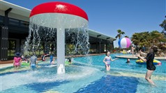 RACV Cobram Resort's New Pool Facility
