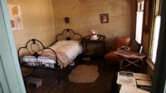 Inside the old managers cottage at Yackandandah Museum
