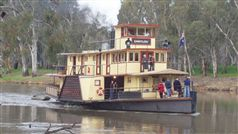 Murray River Paddlesteamers