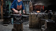 BLACKSMITHS DAY @ Mont De Lancey in the Yarra Valley