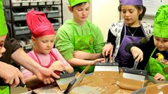 Choco-Licious Junior Chocolatier Classes at Yarra Valley Chocolaterie & Ice Creamery