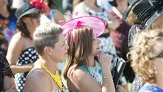 Oaks Day (Harness) 2015 at Yarra Valley Racing