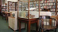 Culture Secrets - The Melbourne Athenaeum Library, Melbourne, Victoria, Australia