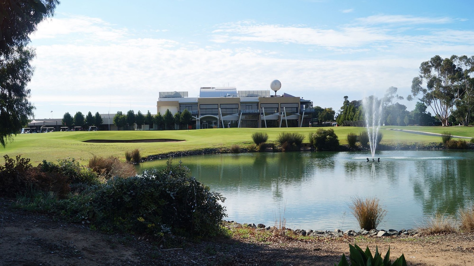 Rich River Golf Club Resort Accommodation The Murray