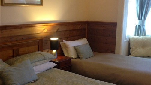 Twin Room Double/single bed