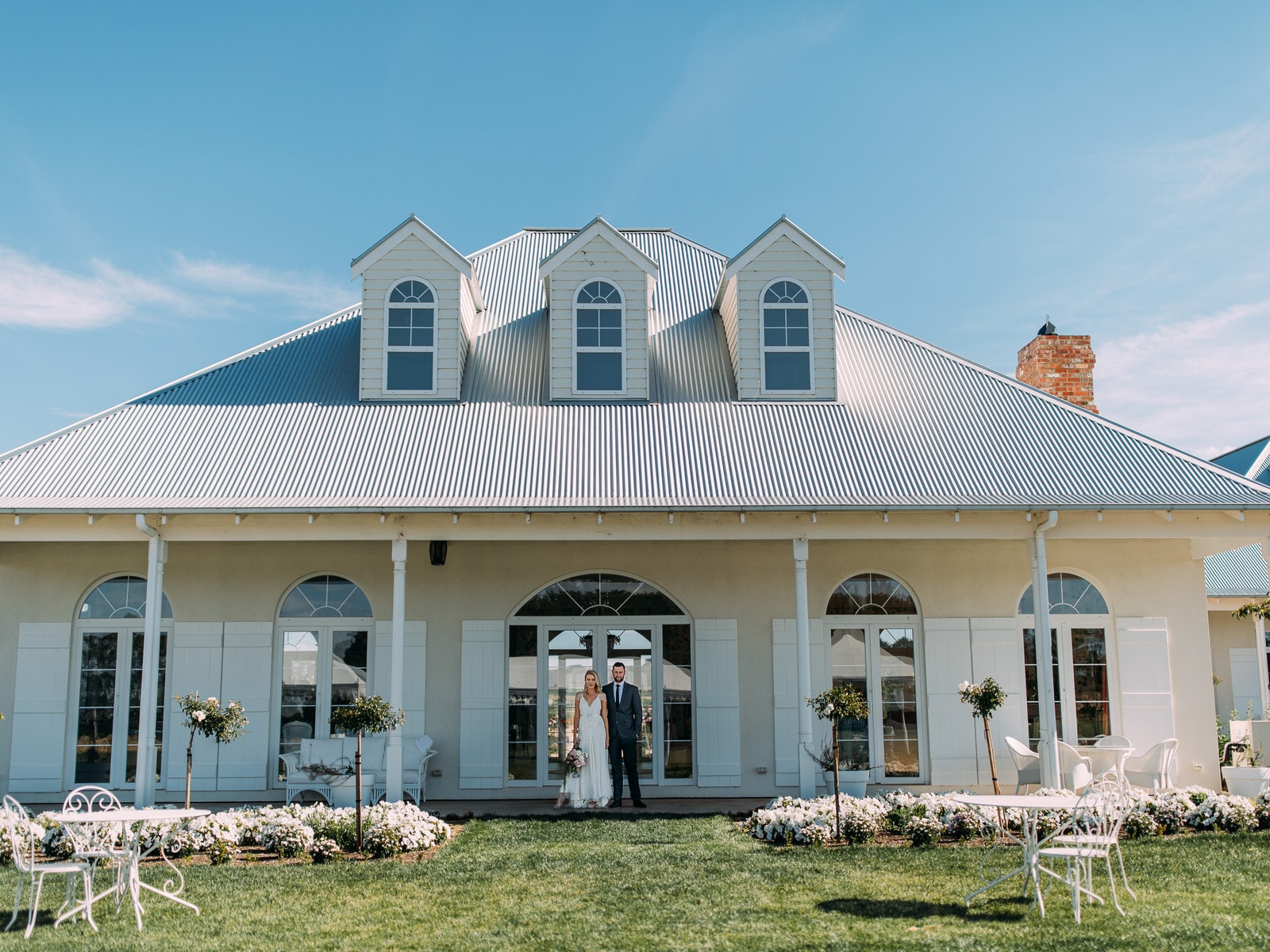 St Claire Country House - French Inspired Grand Opening