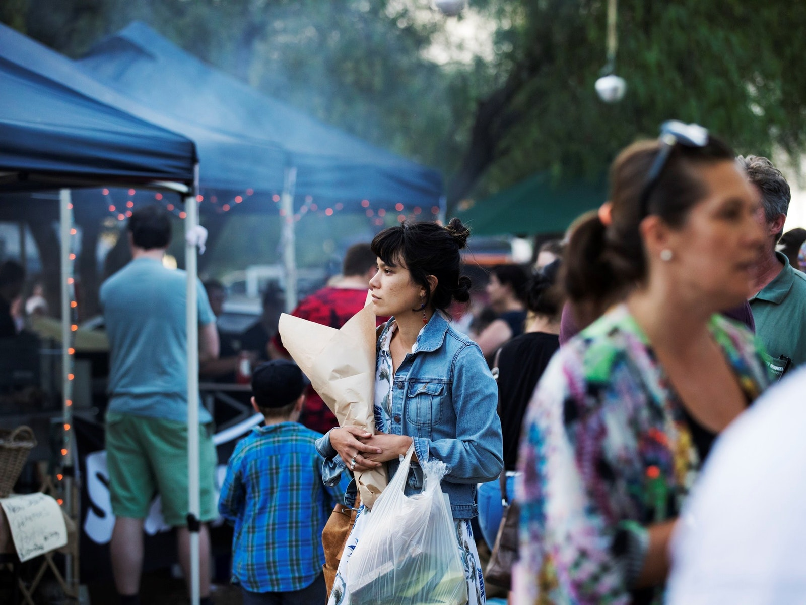 Golden Plains Twilight Market