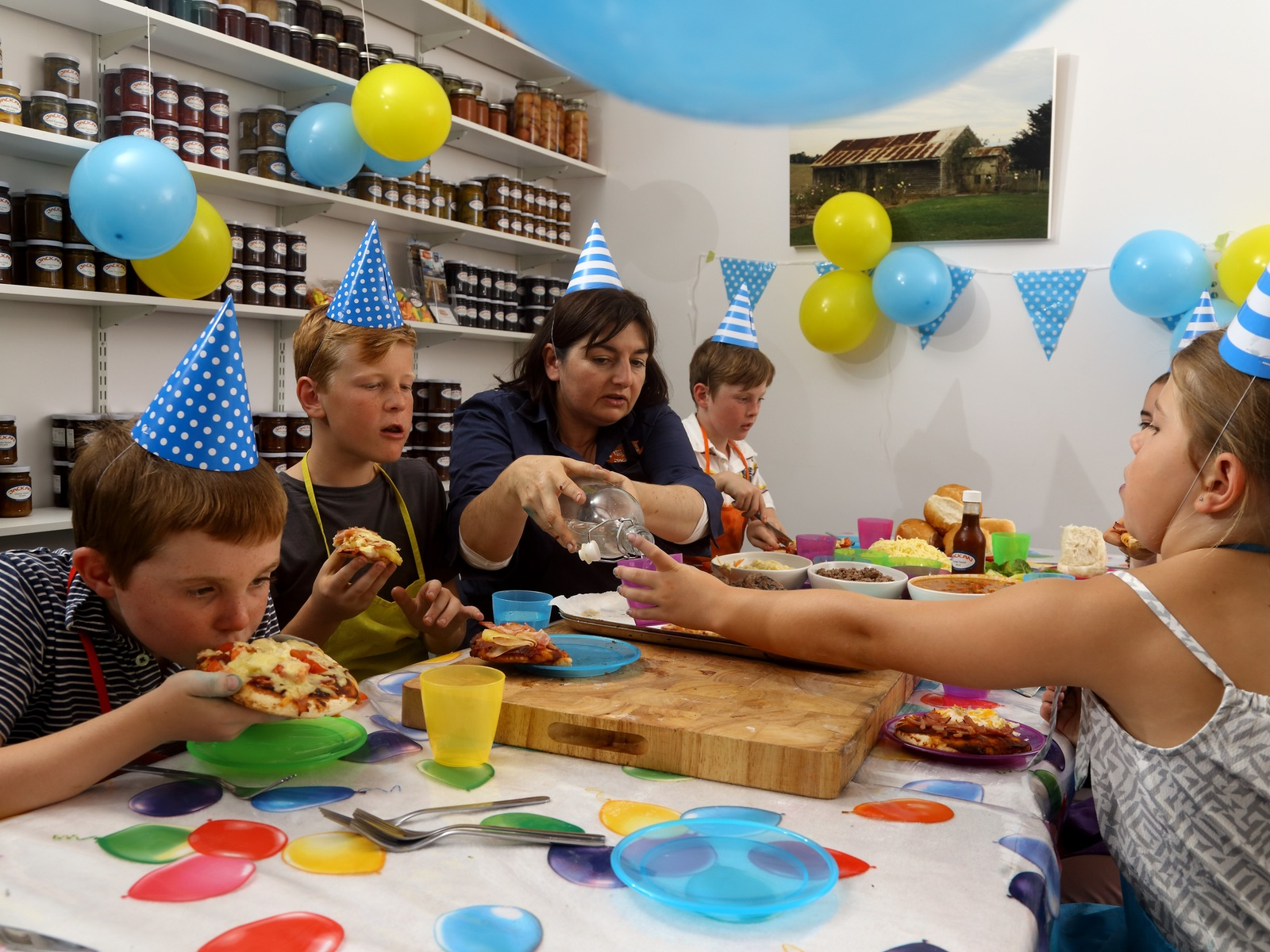Kids in the Kitchen - Pop up cafe