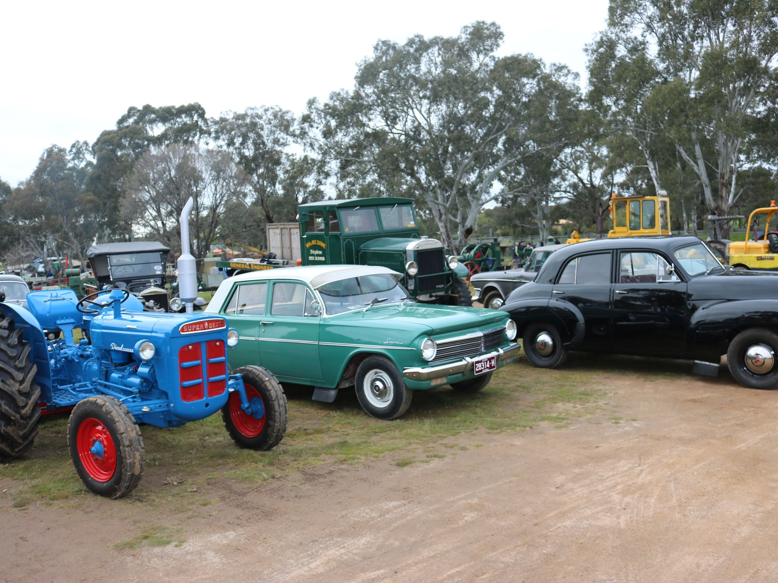 Wedderburn Vintage Machinery Rally