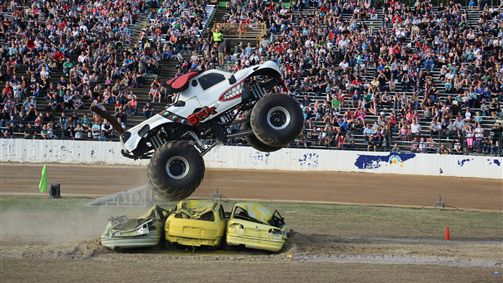 Childs Vision Monster Truck & Fmx Spectacular