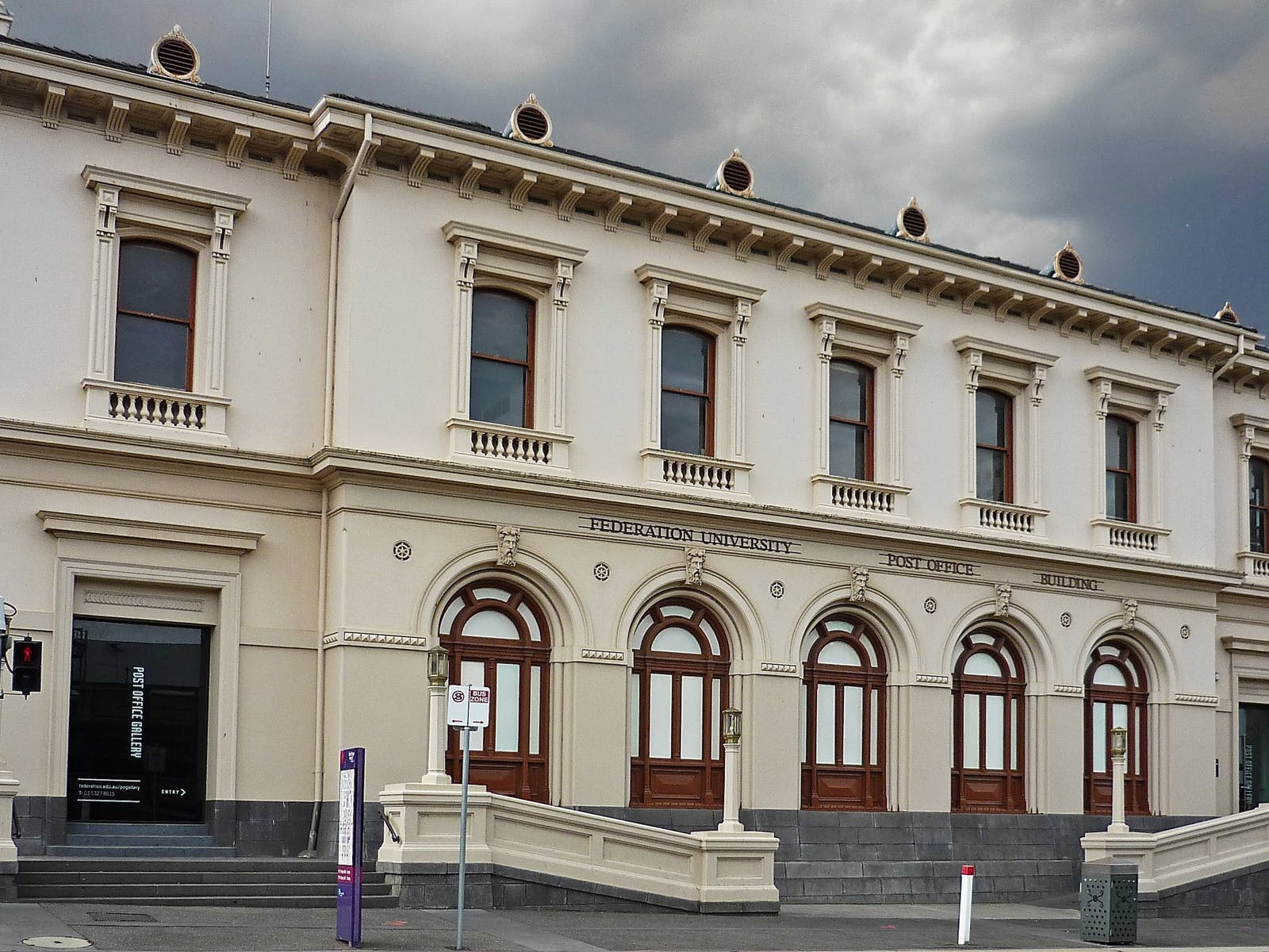 Post Office Gallery, Sturt St, Ballarat