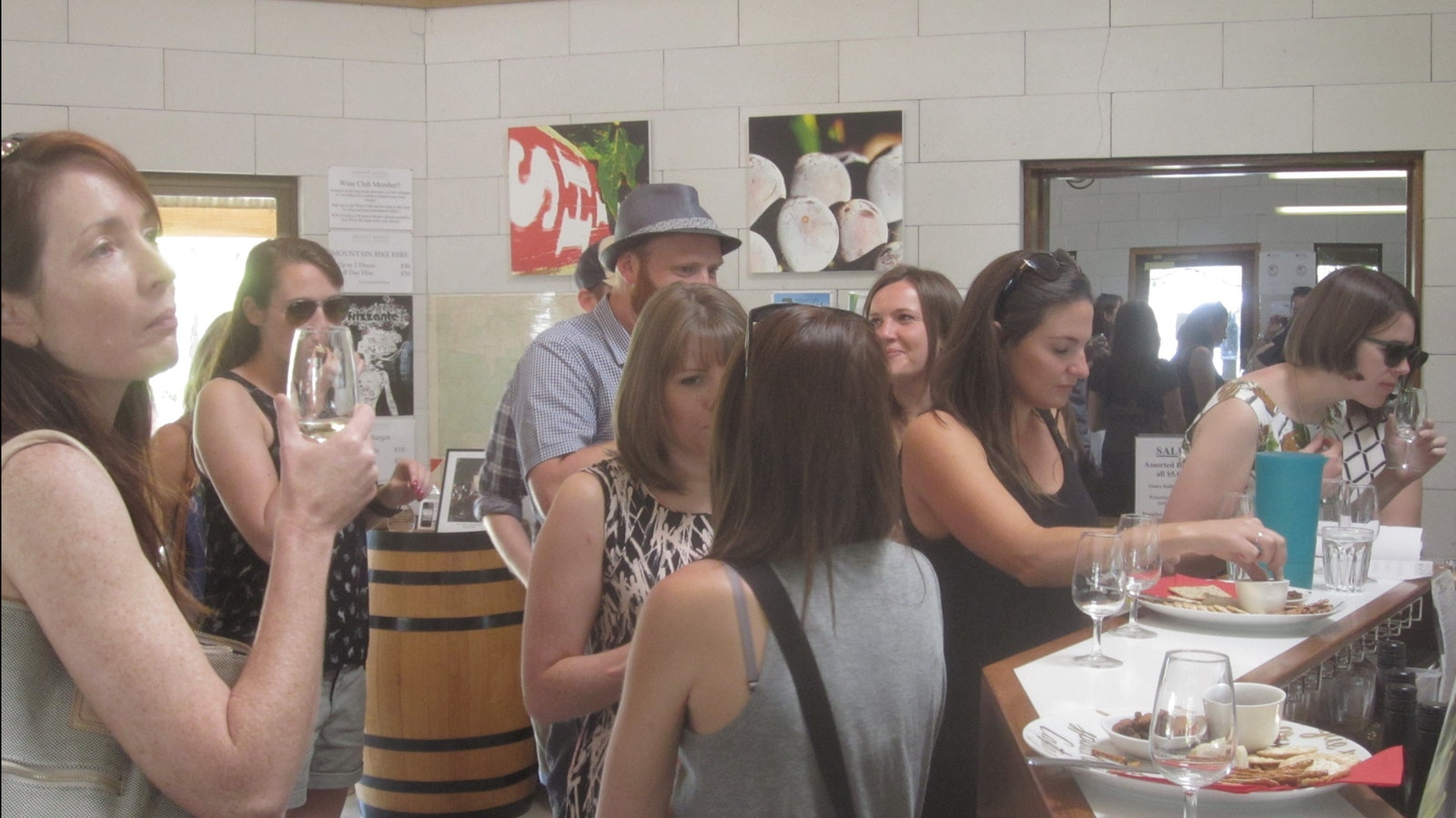 Mount Avoca Cellar Door - PYRENEES WINE REGION