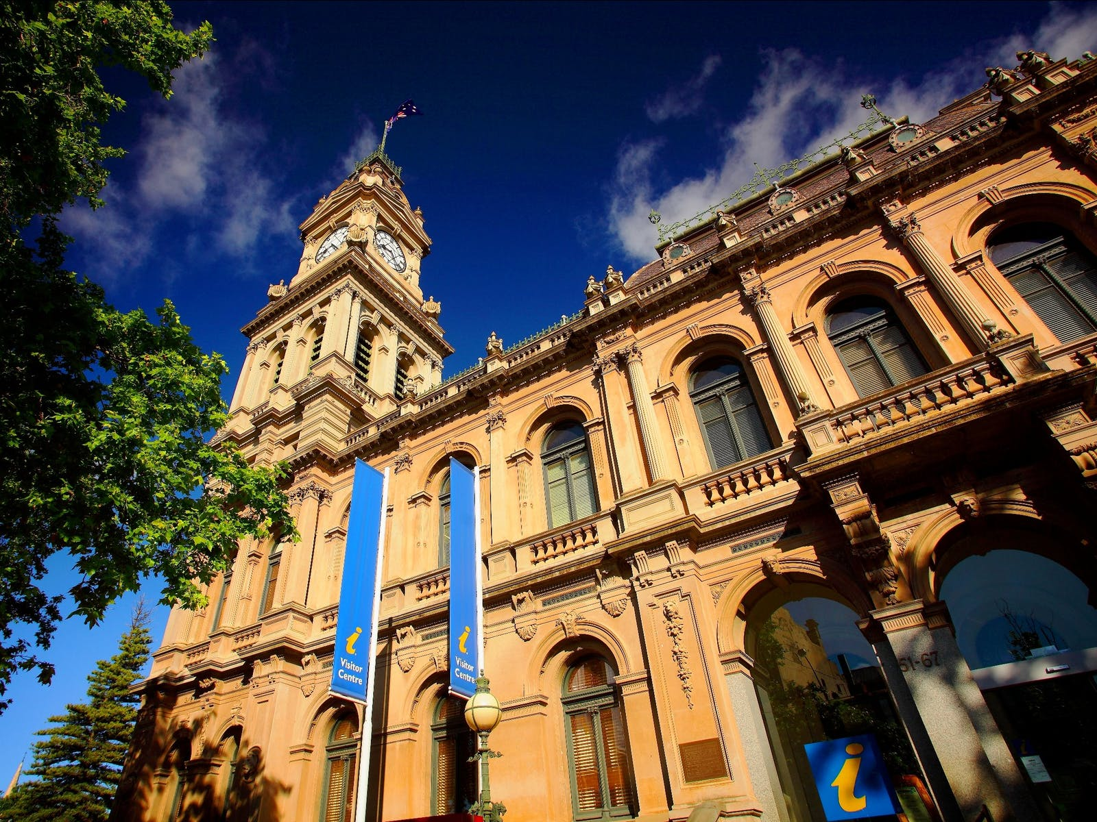 Bendigo Heritage Building Tours