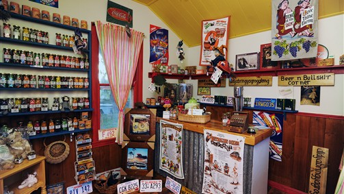 Olde Time Lolly Shop