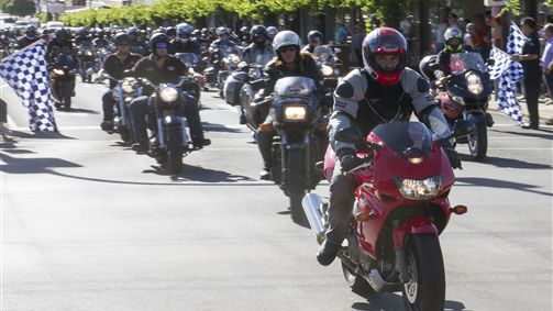 Grampians Ride to Remember