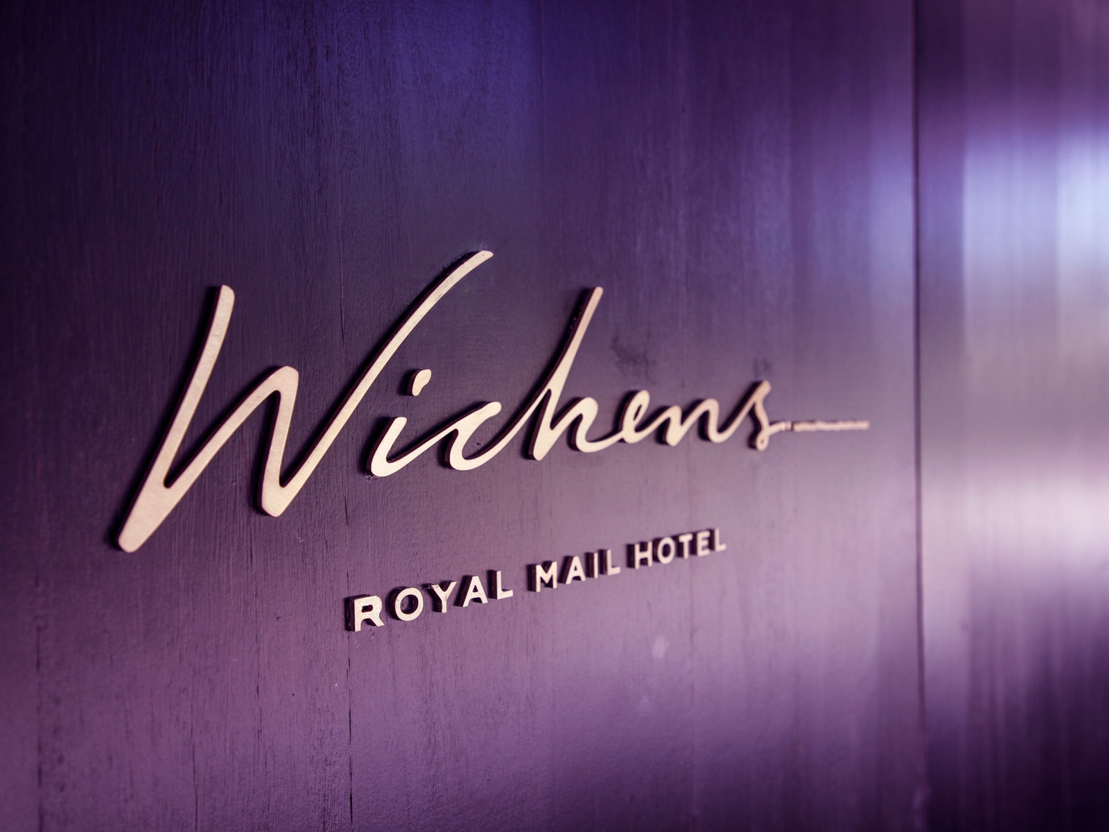 Wickens at Royal Mail Hotel