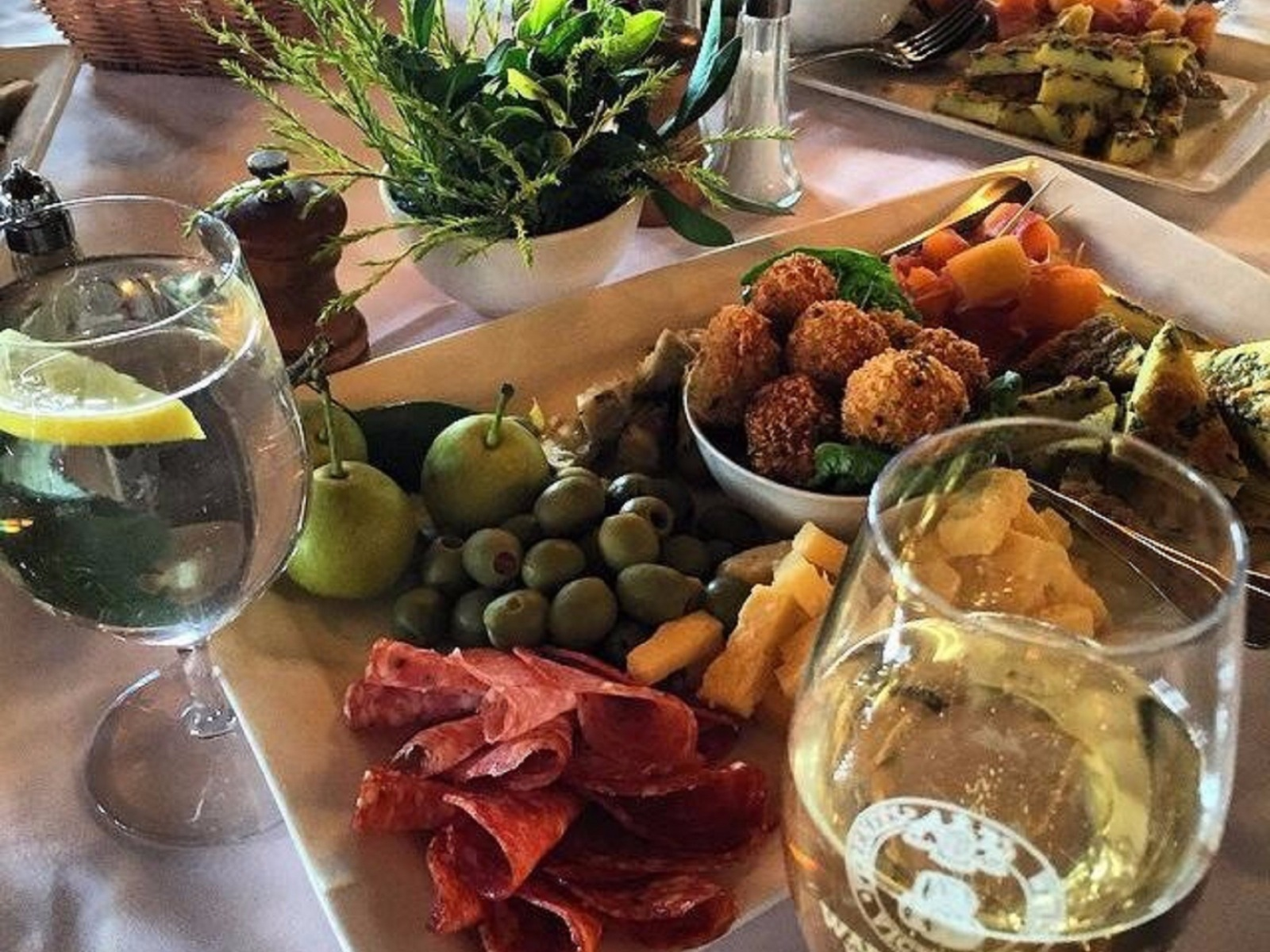 Warrenmang Antipasto Plate