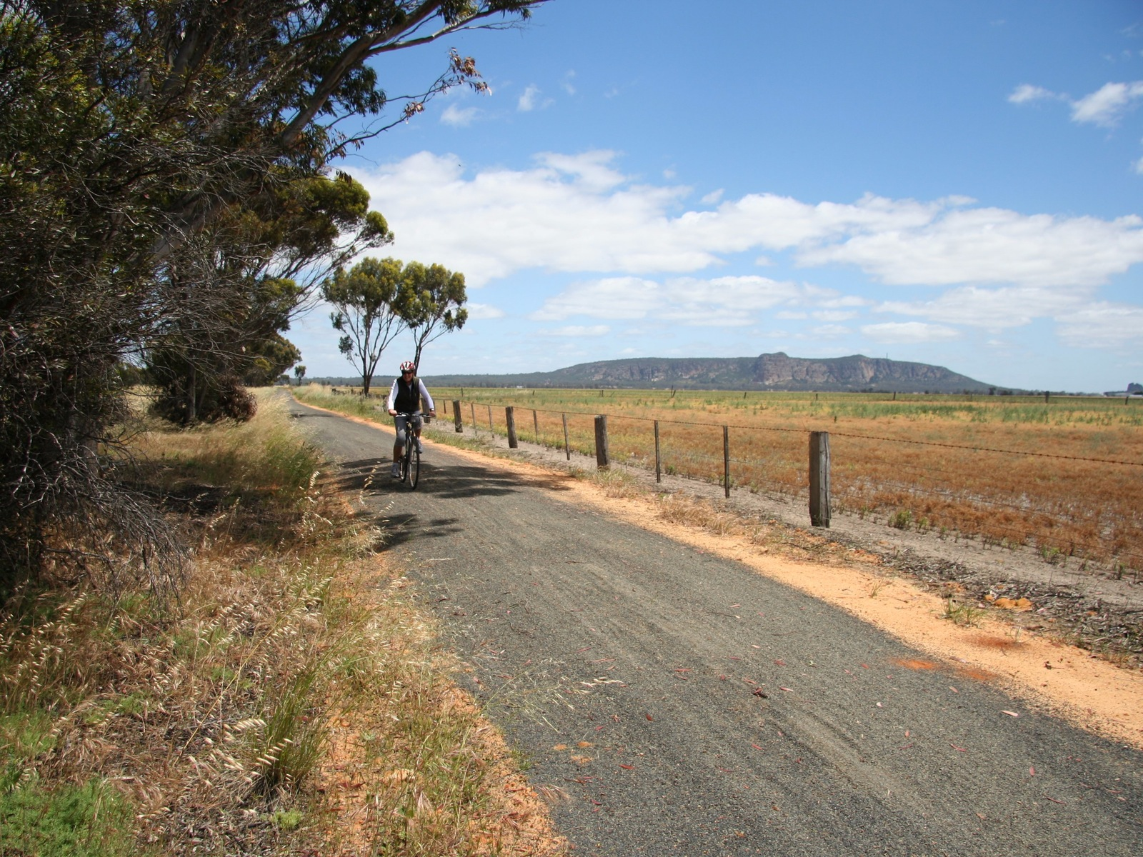 Mt. Arapiles Cycling