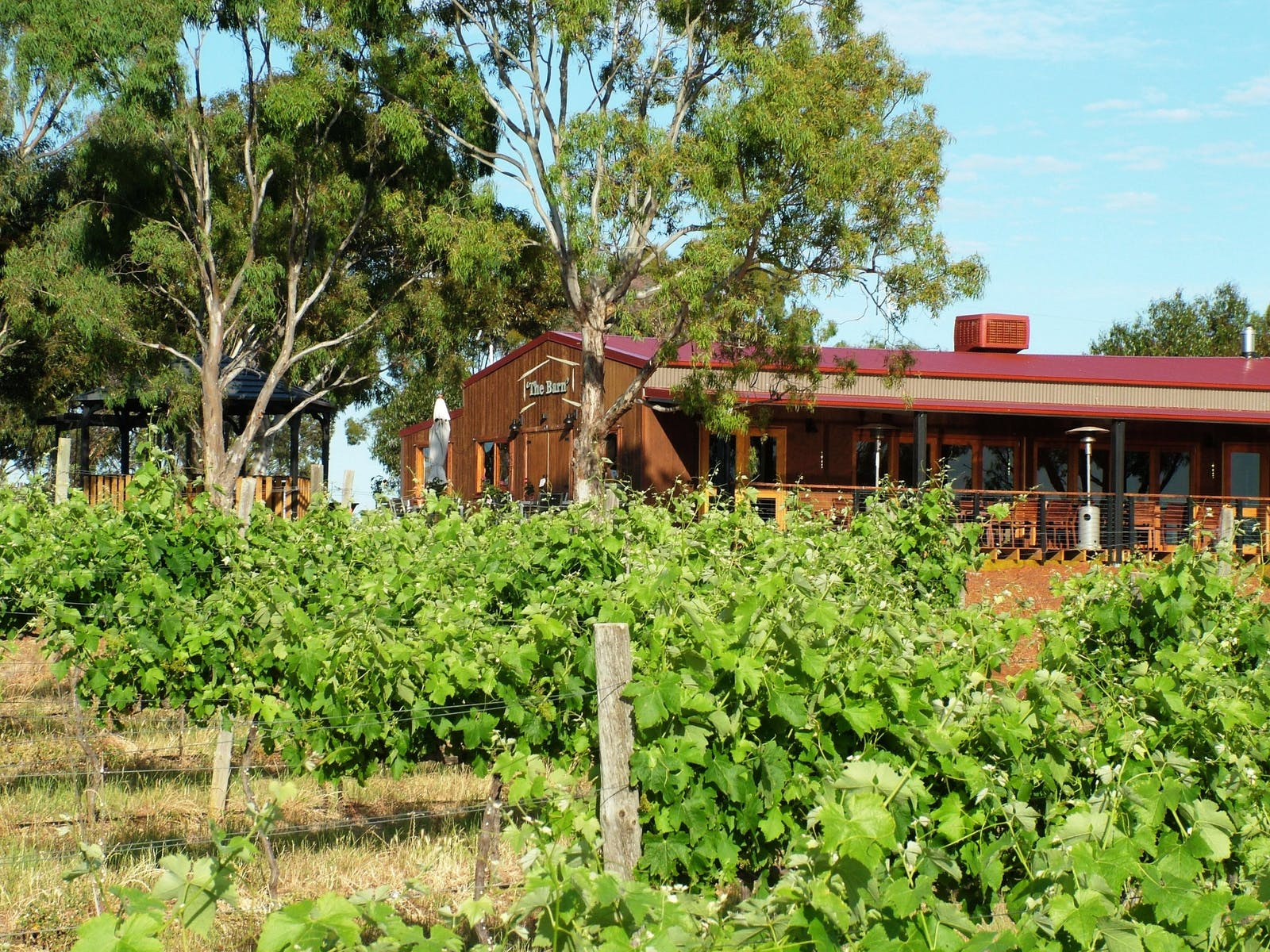 The Barn cellar door and function centre