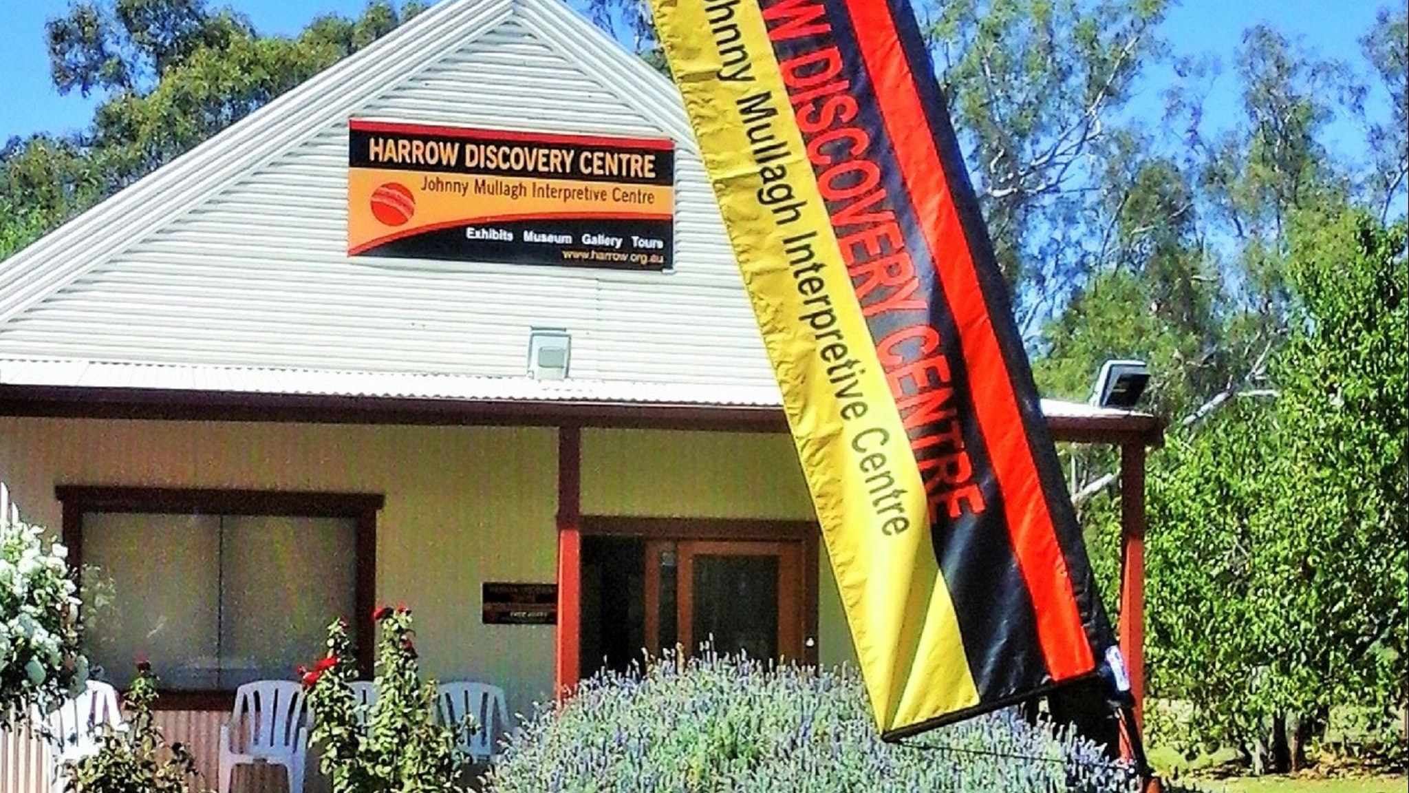 Harrow Discovery Centre and Johnny Mullagh Interpretive Centre